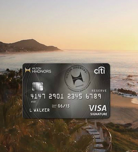 Citi Hilton Rewards Card